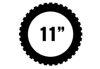 11'' renkaat