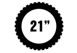 """21"""" Michelin offroad renkaat"""