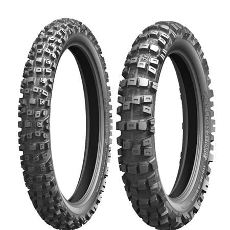 Michelin Off Road Tires >> Michelin 90 100 21 M C 57m Starcross 5 Hard Footprint 21 Michelin Offroad Tires Michelin Starcross 5 Emc24 Fi