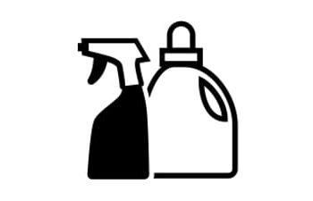 Puhdistus ym. kemikaalit
