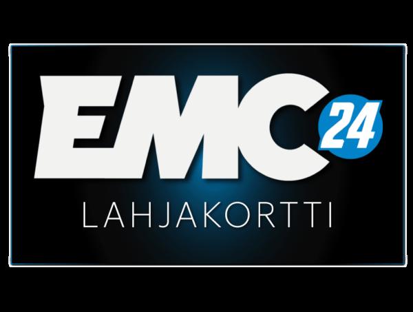 emc24 verkkokauppa lahjakortti