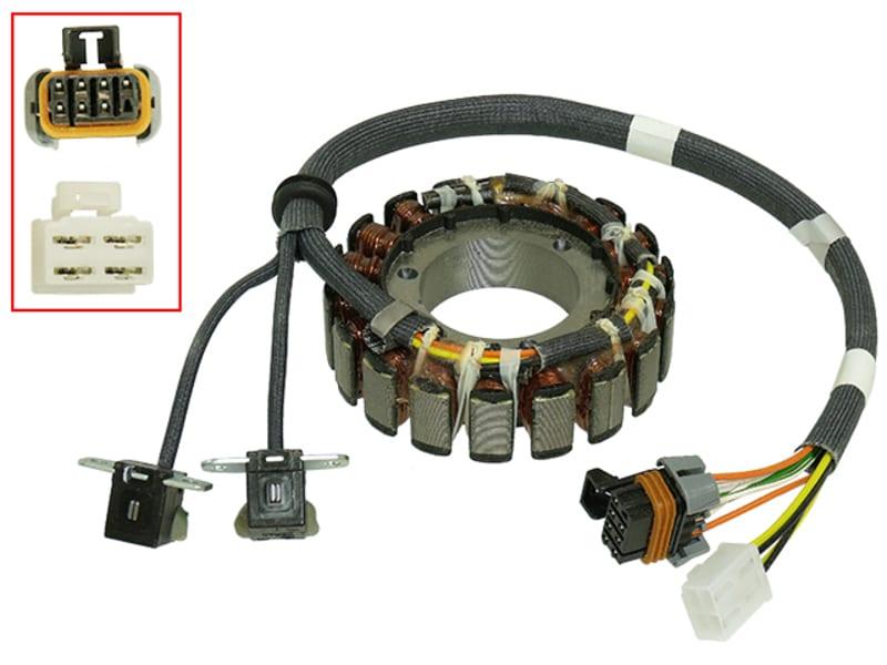 Stator for Snowmobile POLARIS 600 RMK 144//ES//INTL//155//ES ALL OPTIONS 2012
