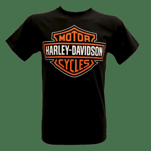 Harley Davidson Paita Bar and Shield Adt T BK Etu