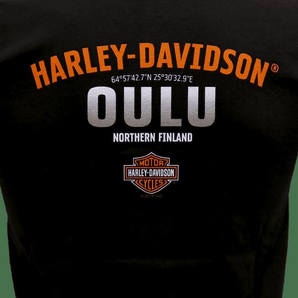 Harley Davidson Paita HD t shirt T Paita Oulu ZoomTaka