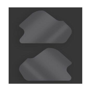 läpinäkyvä tankintarra sivutarra bmw 1200 GS