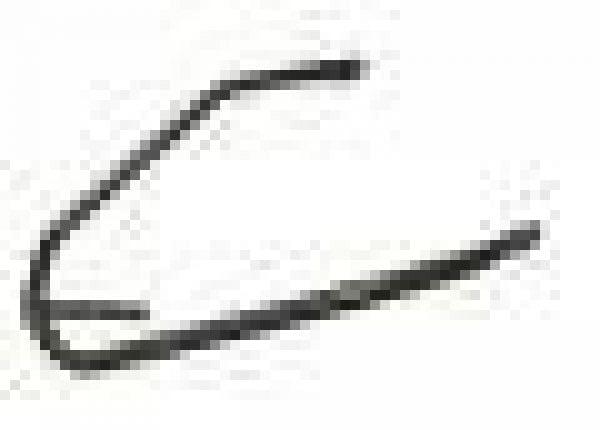 SnoX ETUPUSKURI musta, Polaris RMK 600/800 2011-14