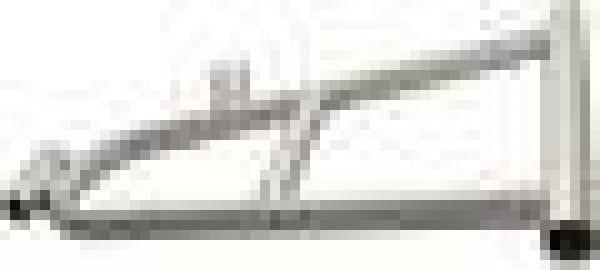 Sno-X A-TUKIVARSI, alempi vasen  Arctic Cat (chromoly teräs)