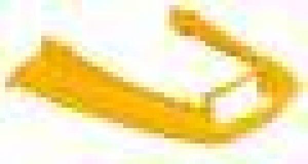 SnoX ETUPUSKURI keltainen, Ski-Doo REV mallit