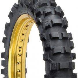 Duro HF906 Excelerator-TIRE 110 / 100-18, cross