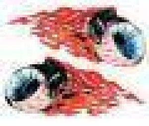 Burning eyes-TARRA, 12x10cm