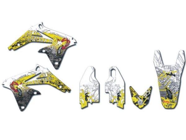 Graffiti-tarrasarja, Suzuki RM-Z 450 08-11