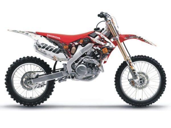 Industry-tarrasarja, Honda CRF250R '10-11/ CRF450R '09-11