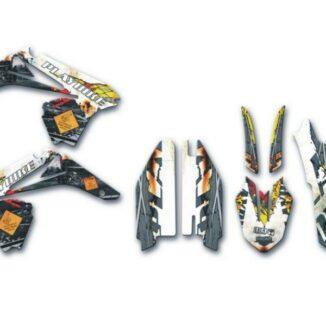 Industry-tarrasarja, Suzuki RM-Z 250 10-11