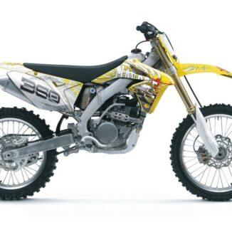 Skull Racer -tarrasarja, Suzuki RM-Z 250 10-11