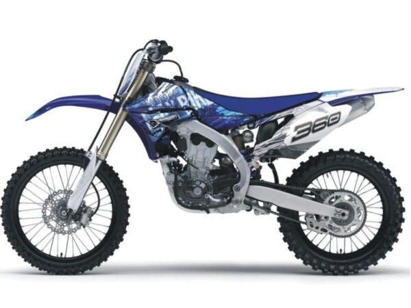 Yamaha YZF450 10-11 Skull Racer -tarrasarja