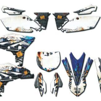Industry-tarrasarja täydellinen, Yamaha YZ250F '10-11