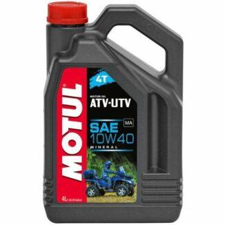 Motul Quad-MÖNKIJÄÖLJY, 10/40W 4 litraa