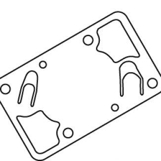 Parts polttoainepumpun KORJAUSSARJA, suorakaide DF-44 (07-187-05)