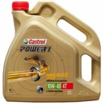 Castrol Power 1 4T 10W-40 (GPS) МОТОРНОЕ МАСЛО, 4 л