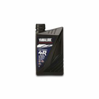Yamalube 4-R täyssynteettinen 4T MOOTTORIPYÖRÄÖLJY 15W50 (YMD-65041-01-02), 1ltr