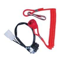 EMERGENCY DISCONNECTOR with string, closing, Aktiv / Lynx / Polaris / Yamaha