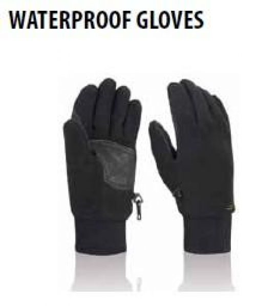 HAD Fuse Waterproof hanskat