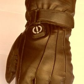 KLAN Prestige i Gloves, nahkaa