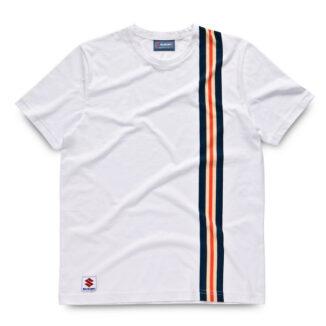 Suzuki Striped miesten t-paita