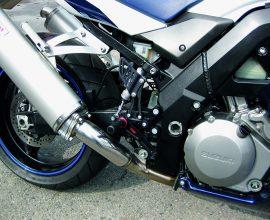TRW Lucas Black Edition POLJINSARJA, Suzuki SV650/1000