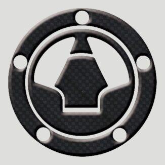 Keiti tankinkorkin SUOJATARRA, koko-carbon Kawasaki 2006-11