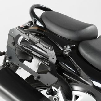 SW-Motech Quick-Lock Contour sivutelinesarja v35, (Hayabusa 2008->)