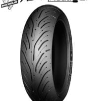 Michelin * förstärkt * 190 / 50ZR17 M / C (73W) Pilot Road 4 GT REAR TIRE TL