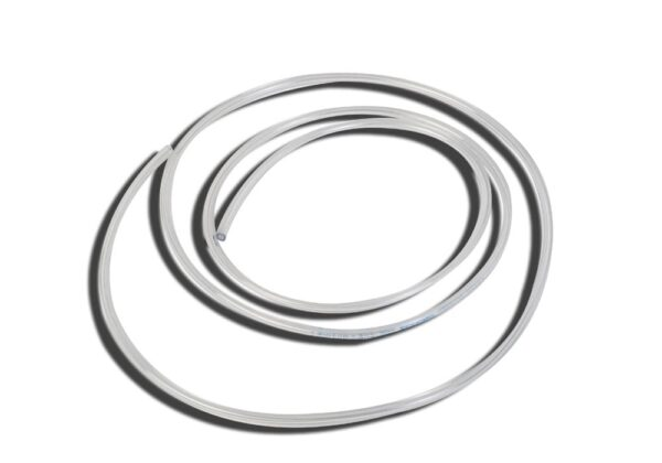 C4 ÖLJYLETKU 3,2/6,2mm kirkas, hinta/1metri