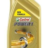 Castrol Power 1 4T 20W-50 MOOTTORIÖLJY, 1 ltr mineraaliöljy