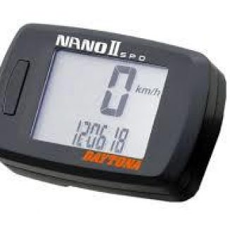 Daytona Nano II Nopeusmittari
