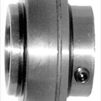 Variaattorinakselin LAAKERI (UC205T) 25,4x52x17/27mm, Arctic Cat/Rotax