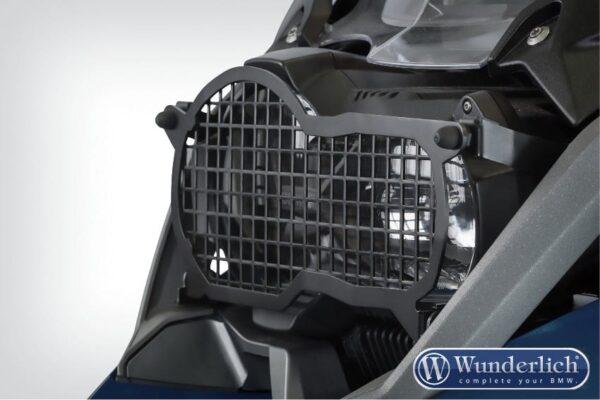 Head light grill | foldable - black R 1200 GS LC (2013 - )