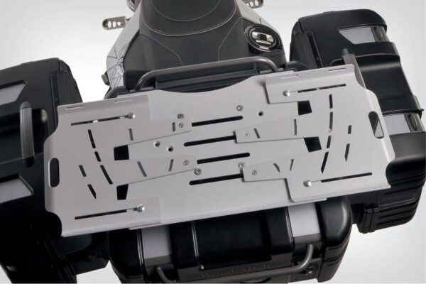Luggage rack Vario for original topcase