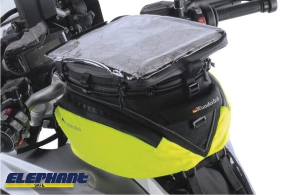 Tankbag Kit Save  Elephant - yellow F800S/ST/R/GT