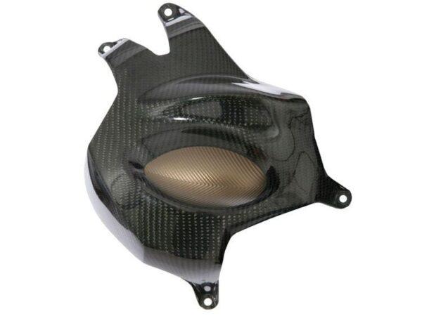 Carbon fibre clutch cover - carbon K1200/1300R & R Sport