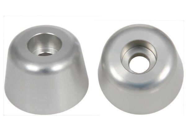 Handlebar end weights - silver F 800 S/ST R1200 R