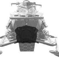 Skinz POHJAPANSSARI musta, Polaris Pro Ride mallit 2011-15