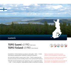 GARMIN TOPO Suomi v3 PRO